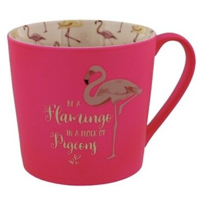 NEW Flamingo Mug / Flock of Pigeons / Sell-out item! Dispatched Friday 20th Oct