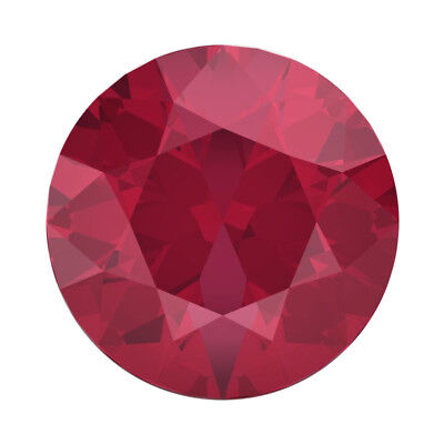 Lab Created Round Ruby Diamond 3mm Fast & Free Delivery AAAAA