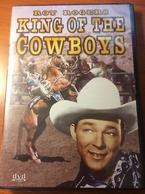 King of the Cowboys (DVD) Roy Rogers, Smiley Burnette, Peggy Moran...159