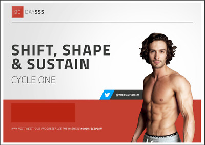 90 Day SSS Plan - The Body Coach - Joe Wicks - All Three Cycles