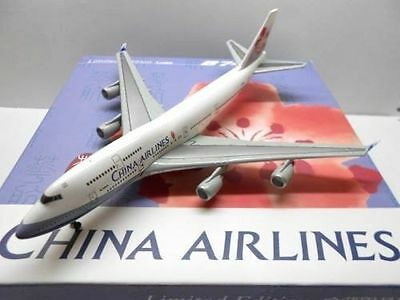 1/400 Dw China Airlines B747-400 B-18211