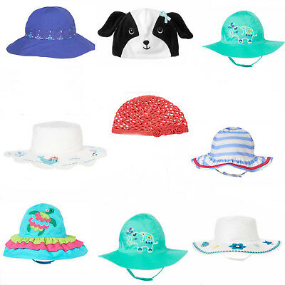 Gymboree Baby and Toddler Girl Sunhat 0 3 6 12 18 2T 3T NWT Retail Store