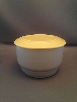 Hall China General Electric Refrigerator Jar & Lid
