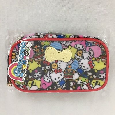 Loot Crate Sanrio Small Gift Hello Kitty Pouch Bag Purse New Sealed Cosmetic Pen
