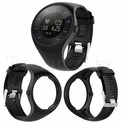Replacement Silicone Wristband Straps Bracelet for Polar M200 GPS Running Watch