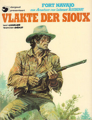 Blueberry10 - Vlakte Der Sioux