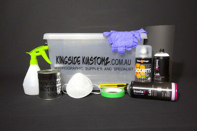 Hydrographics All You Need Dip Kit Hydro dip kit 2sqm CHEAPEST AUS WIDE
