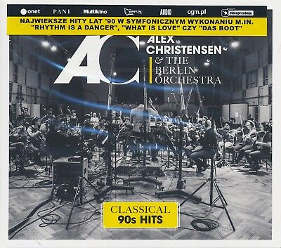 Alex Christensen & THE BERLIN ORCHESTRA Classical 90s Hits |NEW POLISH EDITION
