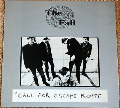"""The Fall - Call For Escape Route - 1984 UK 12"""" Single"""