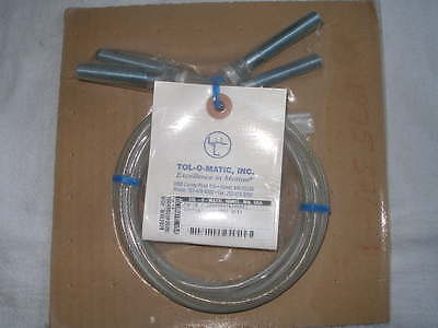 "TolOMatic 10049002 300851 - 10049002 SK33 Replacement Cable 33"" Stroke"