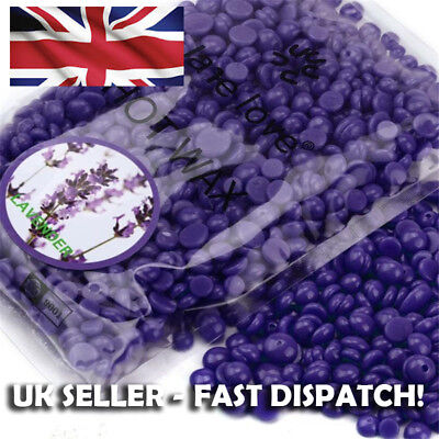 Depilatory Painless Hard Wax Beans For Hair Removal 100g UK SELLER Fast Dispatch