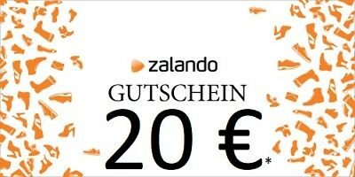 100 zalando gutschein eur 80 00 picclick de. Black Bedroom Furniture Sets. Home Design Ideas