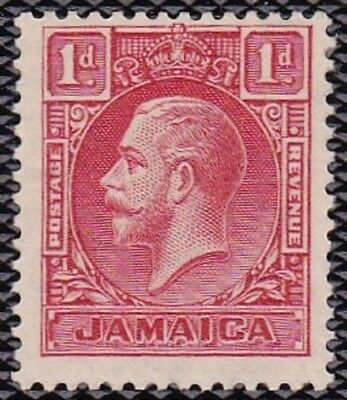 JAMAICA #103 MNH 1p RED KING GEORGE V
