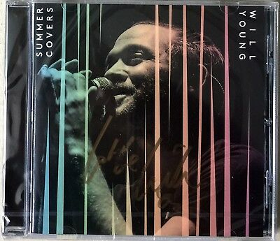 Will Young * Summer Covers * Exclusive Signed 5 Trk Ep Cd * Sealed * Pledgemusic