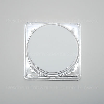 47mm,1Micron,Lab PTFE Membrane Filter,Outer Diameter 47mm,50 Sheets/Lot