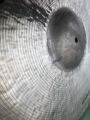 "Masterworks 21"" Duo Ride - Turkish master cymbal makers"
