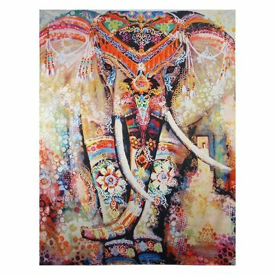 Indian abstract Elephant/ best quality art Canvas Home decor wall arts printing