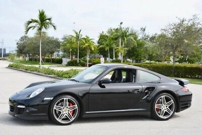 2008 Porsche 911  2008 911 TURBO - 6 SPEED MANUAL - LOTS OF OPTIONS - AMAZING CONDITION =FLORIDA