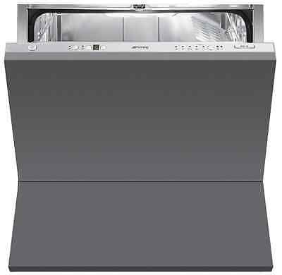Smeg DI607C 60CM COMPACT Horizontal Fully Integrated Dishwasher - End Of Line -