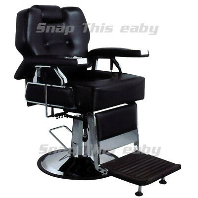 Barber Salon Chair Hairdressing Threading Shaving Barbers Styling Beauty Tattoo