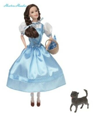 Barbie as Dorothy The Wizard of Oz 1999 Talking Collector Doll! Ruby slippers li
