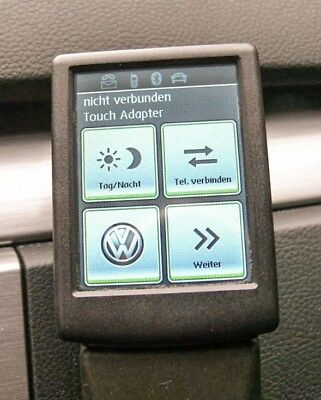 volkswagen vw apple iphone 4 adapter halter bluetooth. Black Bedroom Furniture Sets. Home Design Ideas