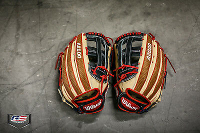 Wilson A2000 Iconic 12.75 Baseball Softball Ball Glove Limited Edition LHT