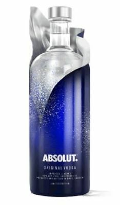 35,70€/l Absolut Uncover 40% 0,7 Liter limited Edition Absolut Vodka Wodka