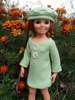 """Outfit 17 1/2"""" Vintage-Crissy-Doll"""