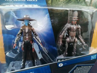 Star Wars TCW  CAD BANE and IG-86
