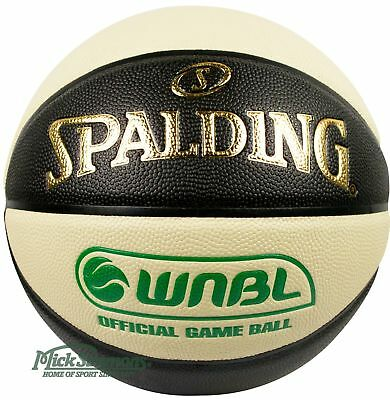NEW Spalding Official WNBL Women's Game Ball
