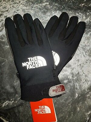 Mens North Face Gloves , Sizes Large & Extra Large
