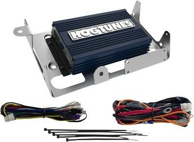 Hogtunes Rev Series 200W Amp For 2014-2017 Harley Davidson Touring Rev200-Rm