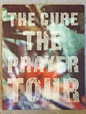THE CURE - Prayer Tour Book 1989 - BRAND NEW - NICE!