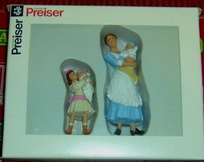 Preiser 45060  Nursemaid With Children