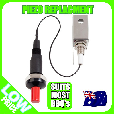 Gasmate Ignition Kit BBQ Piezo | Replacement | Spare Parts | BBQ