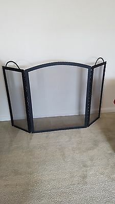 Large Fire Screen