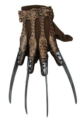 A Nightmare on Elm Street Freddy Krueger Deluxe Glove Halloween Weapon