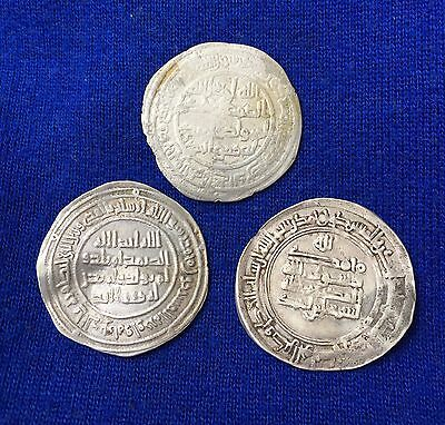 Islamic Dynasties Lot of x 3, Rare