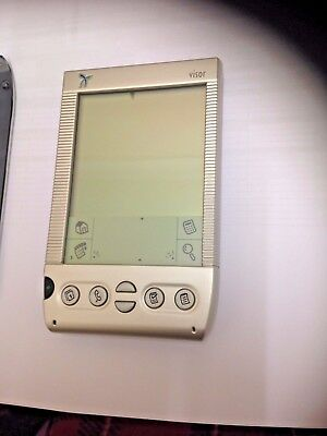 Handspring Visor  PDA - hardly used, with cradle and usb cable for pc conection.