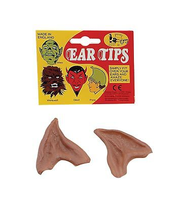 Elf Vulcan Fairy Zelda Hobbit Cosplay Ear Tips Latex Free