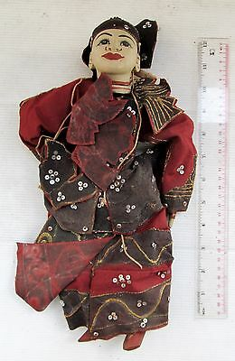 VERY NICE Old Nat Priest Puppet Marionette
