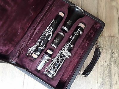 Buffet BC 20 Professional Clarinet Overhauled