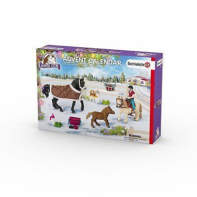 Schleich 97447 - Horse Club Advent Calendar 2017