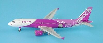 1/400 PHOENIX Peach Aviation A320 JA804P
