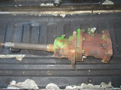 John Deere 7520 tractor power steering shaft column FREE SHIPPING