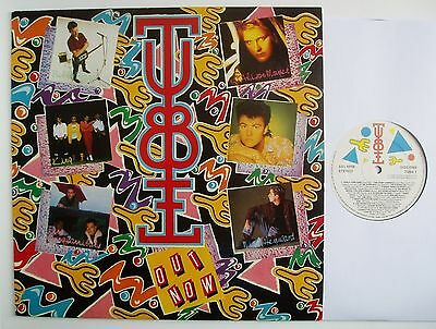 THE TUBE - LP  STRANGLERS Killing Joke TALKING HEADS Style Council PAUL YOUNG