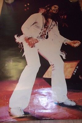 OZZY OSBOURNE Vintage POSTER 1981 Anabas Products Made in England