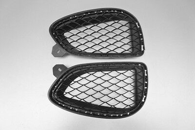 Genuine Mercedes Benz Amg Gt C190 Front Bumper Left & Right Grill Set