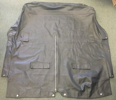 Roadster Sports Car Original Tonneau Cover ? MG TF Triumph The Lift Dot NICE